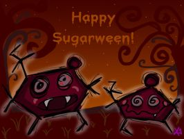 Happy Sugarween! by TheButterfly