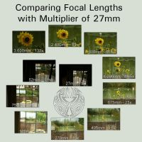 Comparing Focal Lengths by webcruiser
