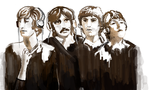 The Beatles by Zara94