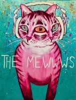 The Mewwws by LunglessArt