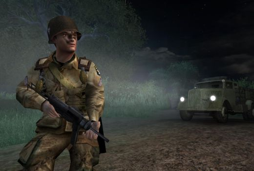 Dawn of June 6, 1944 (Brothers in Arms - EiB) by xXWarrior250Xx