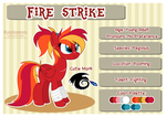 Fire Strike Profile by Kazziepones