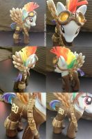 Custom Rainbow Dash by Red-Revolver