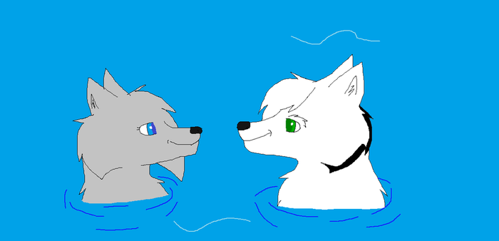 contest entry *draw this again* by fuzzywolf140