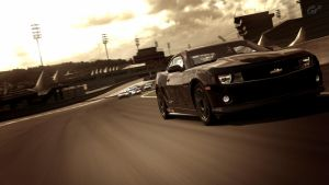 Gran Turismo 5 - Wallpaper 1 by RedXen
