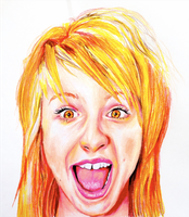 Hayley Williams by MundaneMe