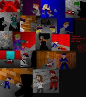 Too much Wolfenstein 3D - mosaic by KuznyaDragonOfBaa