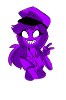 Purple Girl [FNAF Genderbend] by Amporasexual
