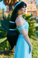 Princess of Agrabah by Rei-Doll