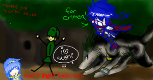 iScribble Madness 6 by teh-silver-wolfeh