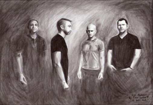 Rise Against 3 by griboullages