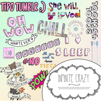 PNG's Tipo Tumblr! By PastelitoLoco by PastelitoLoco