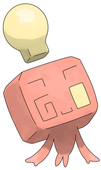 #??? Oblock by Smiley-Fakemon