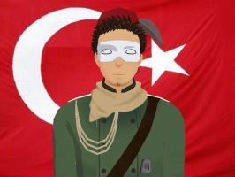 MMD Hetalia model:Turkey by Ash080897