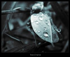 hesitate by Rohwen