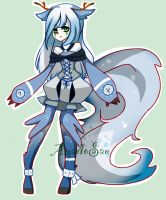 Kemonmimi adoptable closed new specie) by AS-Adoptables