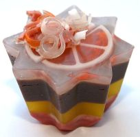 soap cake by sandrinja