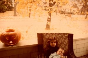 K and D, 1974 by Newsiefan