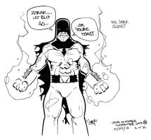 Space Ghost by smifink
