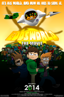 Eddsworld: The Movie - Official Poster by SuperSmash3DS