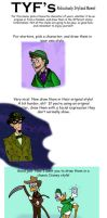 Different styles meme (with Riddler and Scarecrow) by Lieju