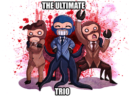 --+TheUltimateTrio+-- by Marre-Chan95