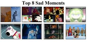 Top 8 Sad Moments by coralinefan4ever