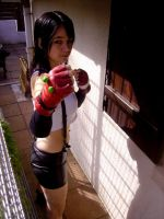 Tifa Lockheart (game) by Nodoka54