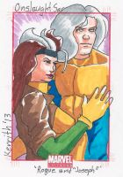 OS Rogue and Joseph by KerrithJohnson