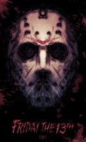 Friday the 13th by Teoft