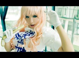Sheryl Nome by B-eckiee