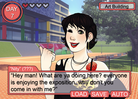 College Dating Sim: Eternity by MaryLittleRose