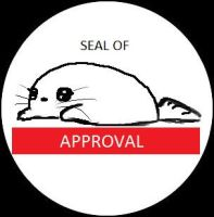 Seal of Approval by MadamMayh3m
