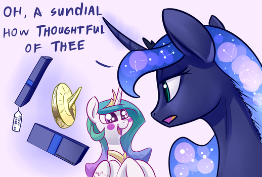 At least she's trying by Underpable