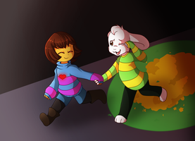 Undertale by DaikaLuff