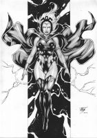 Storm by Leo Matos by Ed-Benes-Studio