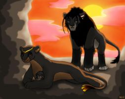 Nobodies in...The Lion King? by Biigurutwin