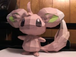 Shiny Chillarmy Papercraft by Meercat122