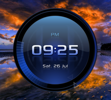 Future Time HD for xwidget by jimking