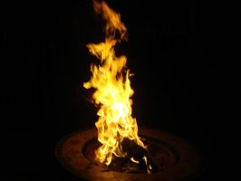 Fire by thefaultinourstars