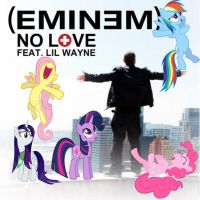 No Love MLP by HNNNNNGHHH