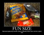 Fun Size by Pokefan8263
