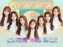 LOVELYZ PNG Pack by Sweetgirl8343