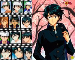 echizen ryoma by sonchicso