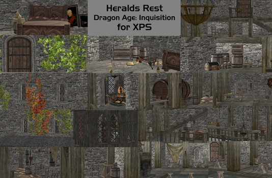 DAI Heralds Rest (Scene) XPS by Padme4000