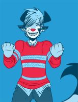 Sweater Kitty by angieness