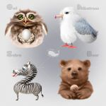 Animals Characters Creating. Tips and Tricks. by AlexandraF