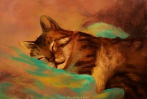 Dreaming by Jhann
