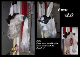 UPDATE for Fran wig by Orochimarisu