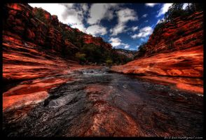 bloody creek by amilehi